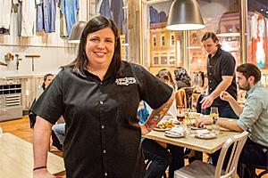 'Top Chef' puts the spotlight on Marjorie Meek-Bradley