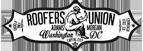 Roofers Union DC logo